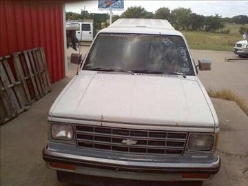 1987 Chevrolet S-10 for sale in Greenville, TX