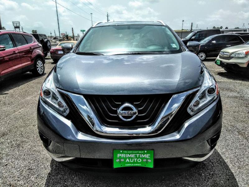 2017 Nissan Murano S   Corpus Christi TX