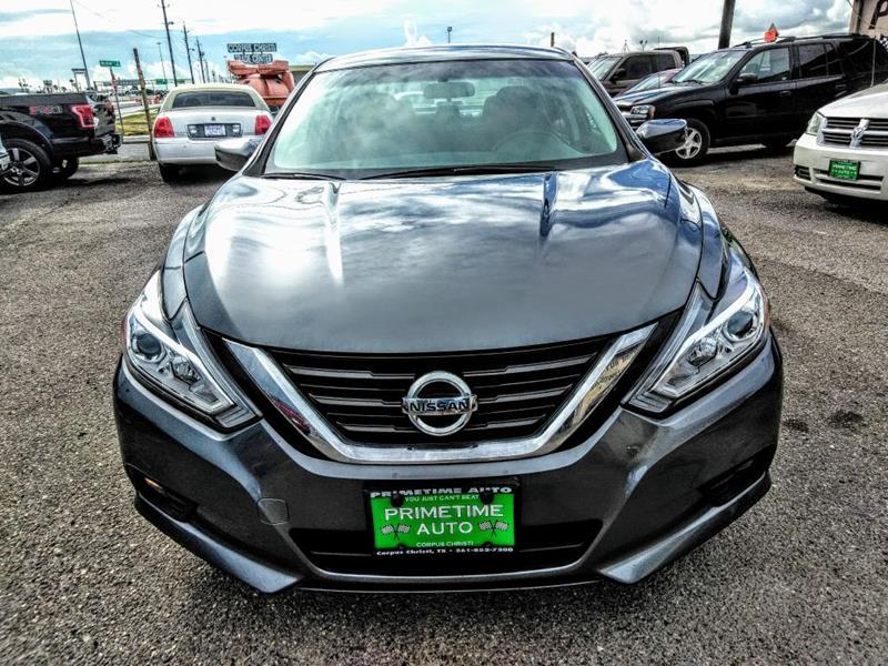 2017 Nissan Altima 2.5 4dr Sedan   Corpus Christi TX