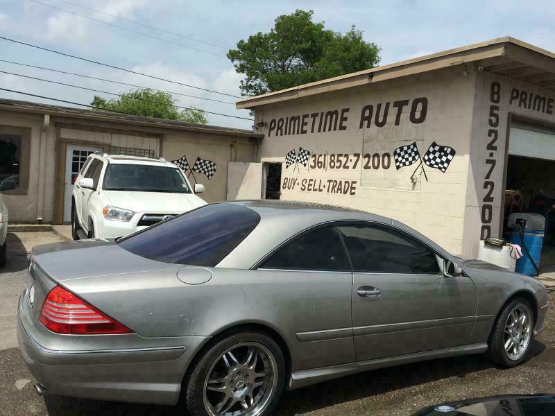 2006 mercedes benz cl class cl500 2dr coupe in corpus for 2006 mercedes benz cl500