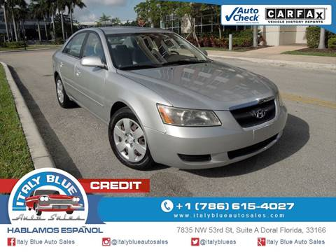 2007 Hyundai Sonata for sale in Doral, FL