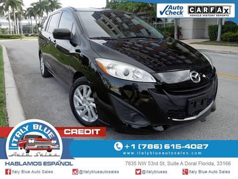 2012 Mazda MAZDA5 for sale in Doral, FL