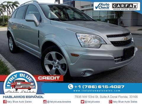 2013 Chevrolet Captiva Sport for sale in Doral, FL