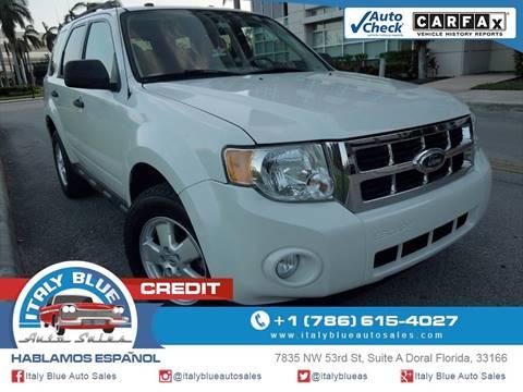 2012 Ford Escape for sale in Doral, FL