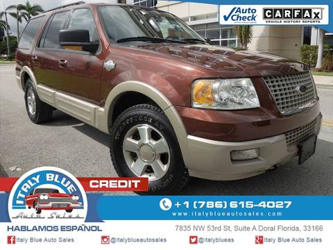 2006 Ford Expedition for sale in Doral, FL