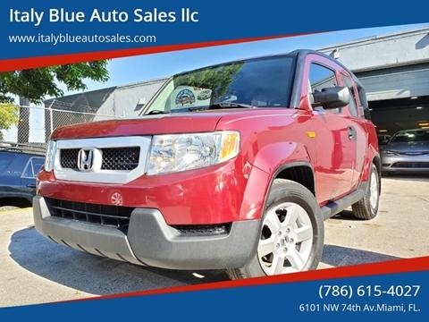 2011 Honda Element for sale in Miami, FL