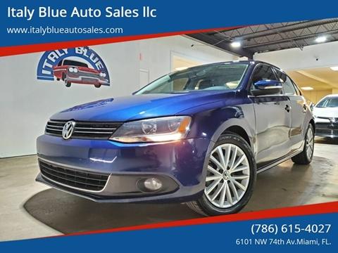 2012 Volkswagen Jetta for sale in Miami, FL