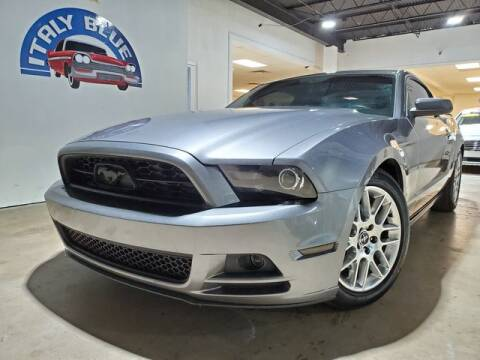 2014 Ford Mustang for sale at Italy Blue Auto Sales llc in Miami FL