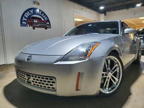 2004 Nissan 350Z for sale at Italy Blue Auto Sales llc in Miami FL