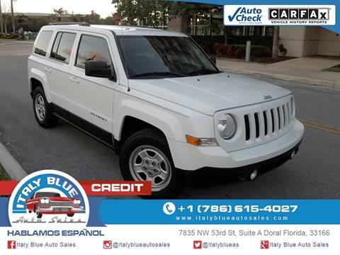 2012 Jeep Patriot for sale in Doral, FL