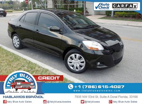 2010 Toyota Yaris for sale in Doral, FL