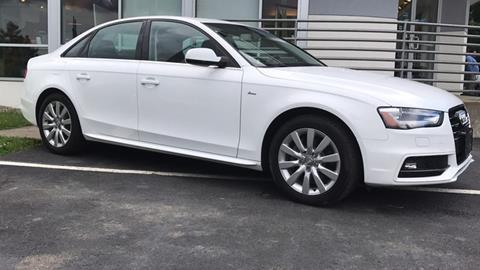 2015 Audi A4 for sale in Rensselaer, NY