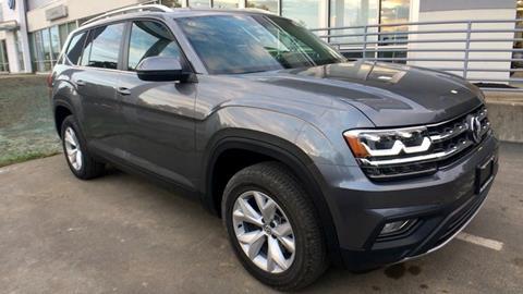 2018 Volkswagen Atlas for sale in Rensselaer, NY