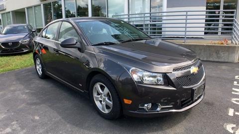 2014 Chevrolet Cruze for sale in Rensselaer, NY