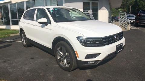 2018 Volkswagen Tiguan for sale in Rensselaer, NY