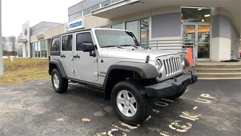 2011 Jeep Wrangler Unlimited for sale in Rensselaer, NY