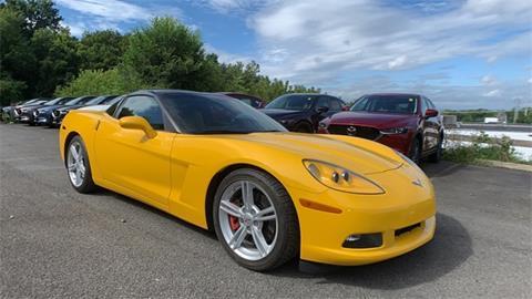 2005 Chevrolet Corvette for sale in Rensselaer, NY