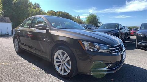2019 Volkswagen Passat for sale in Rensselaer, NY