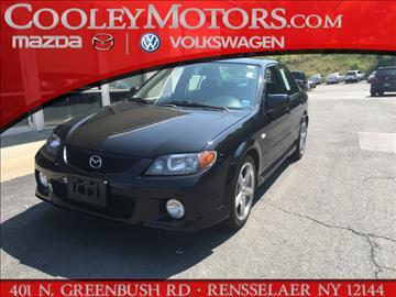 2003 Mazda MAZDASPEED Protege for sale in Rensselaer, NY