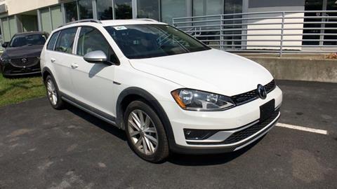 2017 Volkswagen Golf Alltrack for sale in Rensselaer, NY