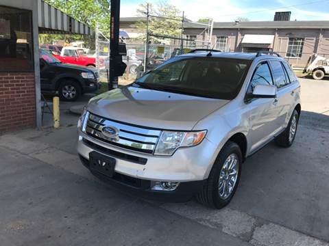 Ford Edge For Sale At Charlotte Auto Exchange Llc In Charlotte Nc