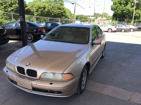 1999 BMW 5 Series for sale in Charlotte, NC