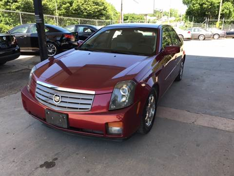 2005 Cadillac CTS for sale in Charlotte, NC
