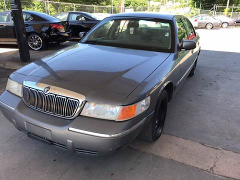 1999 Mercury Grand Marquis for sale in Charlotte, NC