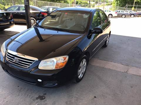 2007 Kia Spectra for sale in Charlotte, NC