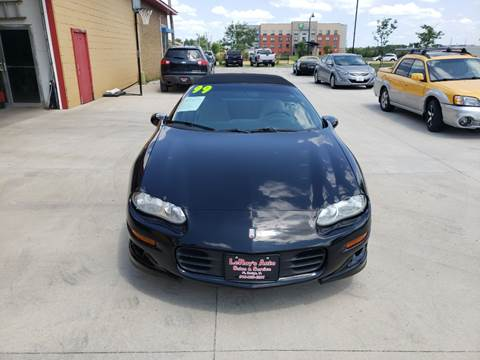 1999 Chevrolet Camaro for sale in Fort Dodge, IA