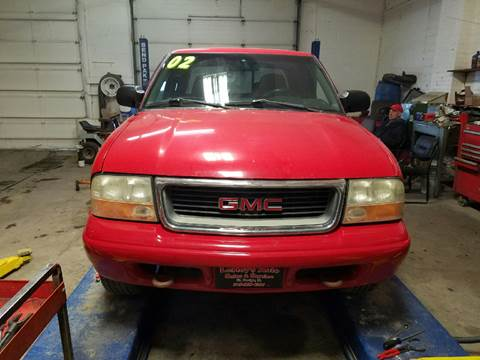 2002 GMC Sonoma for sale in Fort Dodge, IA