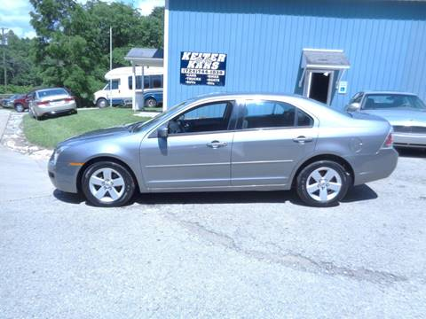 2007 Ford Fusion for sale in Trafford, PA