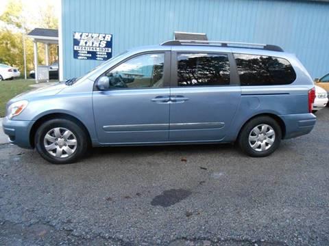 2007 Hyundai Entourage for sale in Trafford, PA