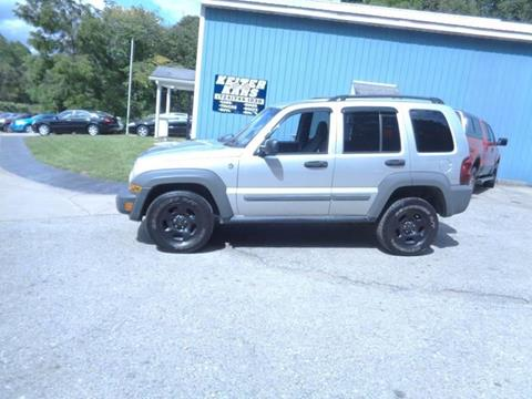 2005 Jeep Liberty for sale in Trafford, PA