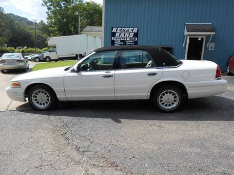 2000 Ford Crown Victoria for sale in Trafford, PA