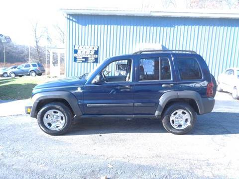 2007 Jeep Liberty for sale in Trafford, PA