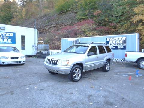 2002 Jeep Grand Cherokee for sale in Trafford, PA