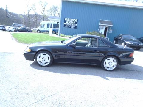1995 Mercedes-Benz SL-Class for sale in Trafford, PA