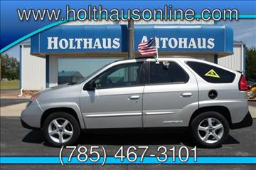 2005 Pontiac Aztek for sale in Fairview, KS