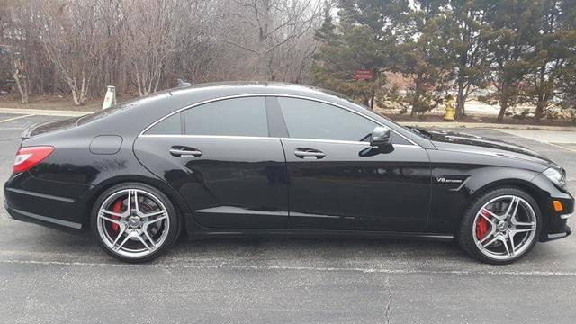Exceptional 2014 Mercedes Benz CLS For Sale At Bullet Auto Sales In Mount Prospect IL