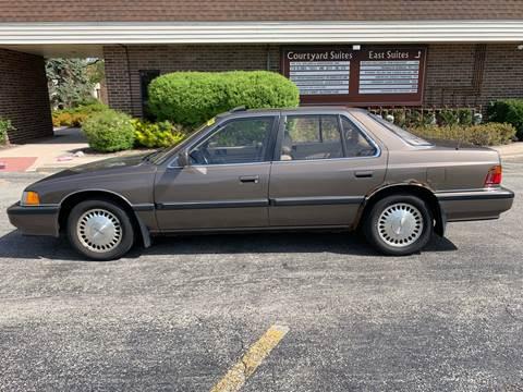 1990 Acura Legend >> Used Acura Legend For Sale In Fenton Mi Carsforsale Com