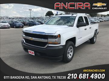 2017 Chevrolet Silverado 1500 for sale in San Antonio, TX