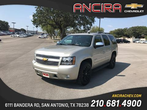 2014 Chevrolet Tahoe for sale in San Antonio, TX