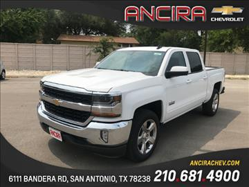 2017 Chevrolet Silverado 1500 for sale in San Antonio, TX
