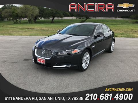 2013 Jaguar XF for sale in San Antonio, TX