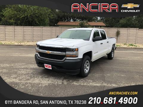 2018 Chevrolet Silverado 1500 for sale in San Antonio, TX