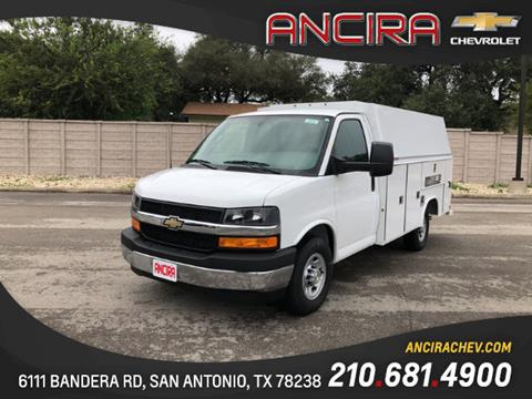 2017 Chevrolet Express Cutaway for sale in San Antonio, TX