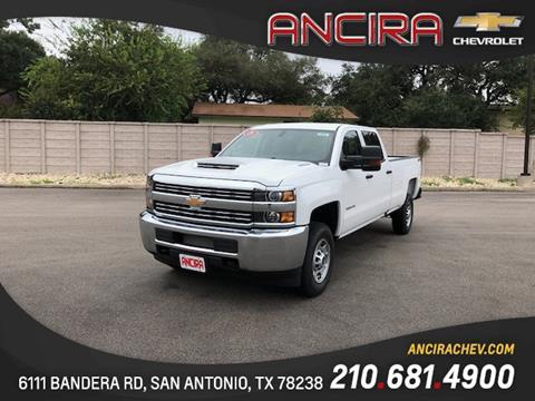 2018 Chevrolet Silverado 2500HD for sale in San Antonio, TX