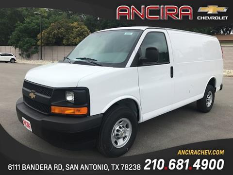 2017 Chevrolet Express Cargo for sale in San Antonio, TX