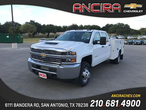 2017 Chevrolet Silverado 3500HD CC for sale in San Antonio, TX